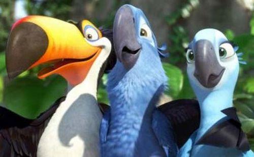 Rafael,Blu&Linda