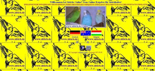 Sittiche Online 1999